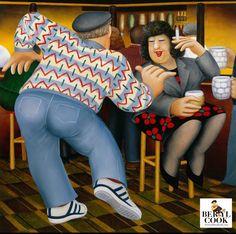 Beryl Cook, Plus Size Art, Cook Art, Carpe Diem, Beer, Paintings, Artist, Fashion, Root Beer