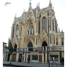 Iglesia Ntra. Sra. de Chiquinquirá