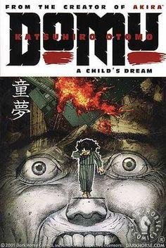 Domu - Katsuhiro Otomo, Great read!