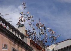 Girandole.Cagliari Via Giardini