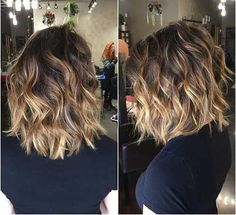 20+ Long Bob Ombre Hair | Bob Hairstyles 2015 - Short Hairstyles for Women
