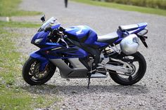 Motorcycle by gullevek, via Flickr