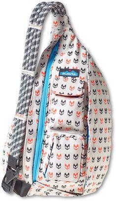 KAVU Rope Sling Bag - REI.com