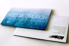 Bridge Church Welcome Pack by Cathy Fransisca