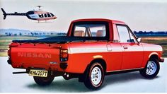 Nissan 1400 Sport South Africa Nissan Sunny, Mini Trucks, Old Cars, South Africa, Sport, Vintage, Modified Cars, Deporte, Sports