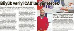 Big Data_Sabah Gazetesi_25.01.2015