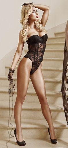 Black Lingerie...