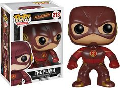 The Flash - The Flash Pop! Vinyl Figure by Funko