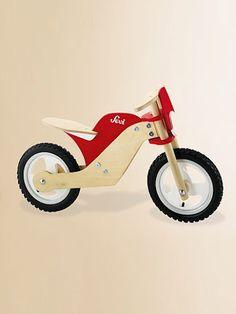push bike - Sevi - wooden