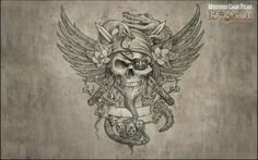 This would be a bad-ass tattoo.