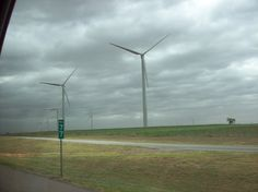 Just outside of Amarillo, TX