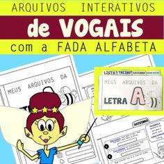 Código 586 Arquivos interativos de vogais com a Fada Alfabeta