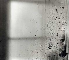 Arnold Newman - Willem de Kooning, New York, NY (1959)