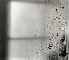 Willem de Kooning, New York, 1959. Arnold Newman