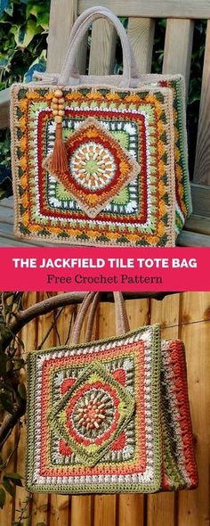 373 Best Crochet Bags Totes Purses Free Patterns Images On