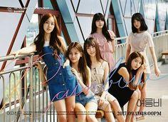 #여자친구 #GFRIEND  The 5th Mini Album Repackage #RAINBOW #여름비(#SummerRain) 2017.09.13 18:00PM