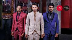 Suit Jacket, Breast, Buttons, Blazer, Suits, Jackets, Men, Fashion, Down Jackets