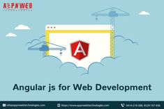 Angular. Js is a fastest growing one of the finest JavaScript frameworks that many web developers rely on and operate to build highly professional websites and web application.  APPNWEB Technologies is a Web Development Company in Jaipur that offers custom AngularJS web application development services at a cost-effective price.  #APPNWEB_Technologies #APPNWEB_Product #APPNWEBTeam #AngularJSWebDevelopmentCompany #AngularJSWebDevelopmentServices #AngularJSWebApplicationDevelopment #AngularJS