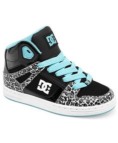 DC Shoes Kids Shoes, Girls or Little Girls Rebound SE Sneakers