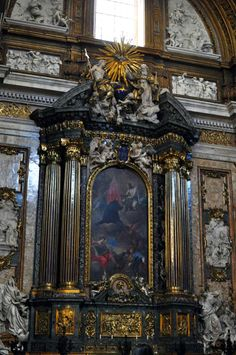 Chiesa del Gesù, Roma