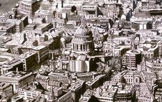 Patrick Vale illustration cityscape