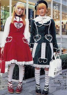 "Old School Thread: Moon Kana Edition - ""/cgl/ - Cosplay & EGL"" is imageboard for the discussion of cosplay, elegant gothic lolita (EGL), and anime conventions. Harajuku Fashion, Kawaii Fashion, Lolita Fashion, Harajuku Style, Japan Street Fashion, Lolita Cosplay, Gothic Lolita, Lolita Style, Old School"