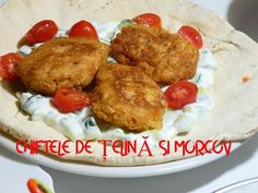 Chiftele de țelină si morcov by Stela. - YouTube Romanian Food, Tzatziki, Food Videos, The Creator, Chicken, Cooking, Youtube, Kitchen, Diet