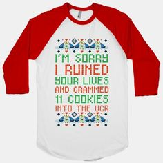 I'm Sorry I Ruined Your Lives and... | T-Shirts, Tank Tops, Sweatshirts and Hoodies | HUMAN