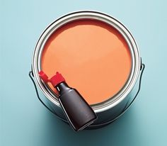 Vanilla extract in your latex paint to tone down the fumes. Real simple geniusness