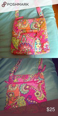 VB PURSE! Like New Condition! Vera Bradley Bags Crossbody Bags