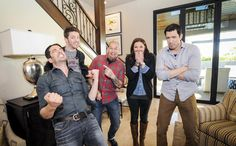 This photo says it all from the #BroVsBro season 3 premiere! @mrdrewscott you are going down this year! #TeamJonathan