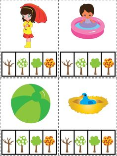 Flashcards for kids printables free preschool flashcards for kids flashcards for kids-mes english flashcards printable free engl. Kids Learning Activities, Toddler Learning, Flashcards For Toddlers, Seasons Worksheets, Alphabet Phonics, Autism Classroom, Free Preschool, Early Childhood, Free Printables