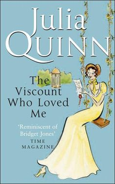 Robyn Neild, Cover Illustration for Julia Quinn's The Viscount Who Loved Me (UK edition)