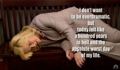 Try your best not to freak out and feel stressed… | The Leslie Knope Guide To Get You Through Finals