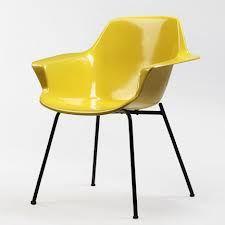 Pierre Guariche 'Vampire' chair, 1953 for Steiner Small Furniture, Retro Furniture, Mid Century Modern Furniture, Furniture Styles, Contemporary Furniture, Furniture Design, Pierre Guariche, Vintage Chairs, Take A Seat