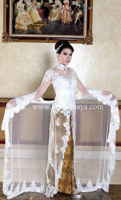 Jaya Kebaya: Sale Kebaya Modern|Wedding Dress Kebaya|Fashion Kebaya|Kebaya Modern Indonesia: Kebaya Fashion Ofwhite