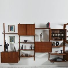 Located using retrostart.com > Royal System Wall Unit by Poul Cadovius for Unknown Manufacturer