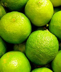 Lime Green! Handful of Limes