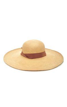 a3bdf48a #sensistudio #sunhat Weaving Techniques, Sun Hats, Grosgrain, Straw