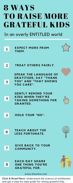 How do we raise grateful kids in a society where there's an attitude of entitlement? Read 8 tips to raising kids in an overly entitled world #beenke #Parenting | families, articles, activities, mom, ideas