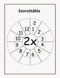 TGLICHE BUNGEN Malfolgen der 8er und 9er Reihe Szorzs