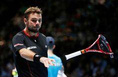 Masters: Wawrinka fracasse (encore) sa raquette... - DH.be