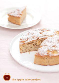 Il Cavoletto di Bruxelles | Torta di mele al mascarpone | http://www.cavolettodibruxelles.it/