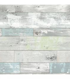 Wallpops 'Beachwood' Reusable Peel & Stick Vinyl Wallpaper available at Vinyl Wallpaper, Holz Wallpaper, Wallpaper Samples, Wallpaper Roll, Peel And Stick Wallpaper, Adhesive Wallpaper, Classic Wallpaper, Peelable Wallpaper, Stone Wallpaper