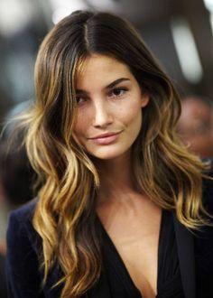 Schöne Frisur...vielleicht ist es mal wieder Zeit 'schnipp...schnapp'