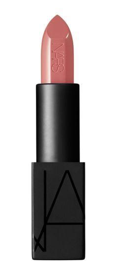 Nars Audacious Lip Colour in Brigitte  My favourite lipstick, bar none!