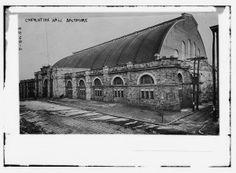 1848 DNC in Baltimore