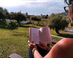Few minutes of reading to start a day .... Relaxing Holidays, Amazing Places, The Good Place, Reading, Color, Colour, Reading Books, Colors