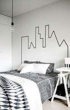 Stunning DIY Batman Themed Bedroom Ideas for Your Little Superheroes Inexpensive Home Decor, Unique Home Decor, Cheap Home Decor, Simple Bedroom Decor, Home Wall Decor, Bedroom With Bath, Girls Bedroom, Bedrooms, Bedroom Corner