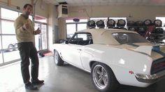 1969 Pontiac Trans Am SALE Tony Flemings Ultimate Garage reviews horsepo...